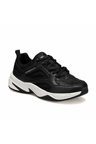 Erkek Siyah Legend 9pr Sneaker Ayakkabı