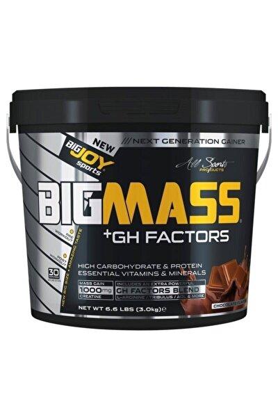 Bigjoy Big Mass Gh Factors 3000 gr Çikolata