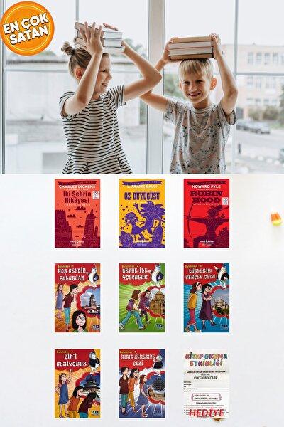 3. Ve 4. Sınıflar Için Okumayı Sevdiren Rengarenk Çocuk Klasikleri Ve Öykü Seti