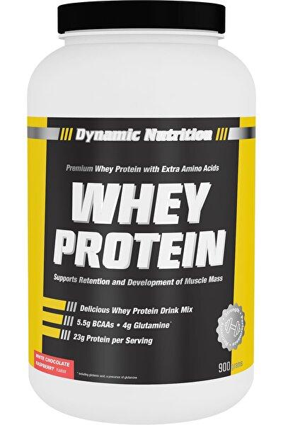 Whey Protein Tozu 900 gr Beyaz Çikolata & Ahududu Aromalı