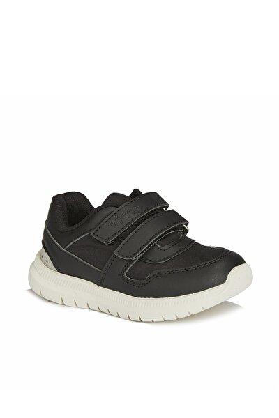 Solo Unisex Çocuk Siyah Spor Ayakkabı