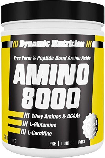 Dynamic Amino 8000 300 Tablet