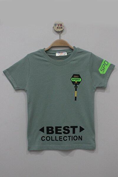 Best Collectıon Baskılı Erkek T-shirt