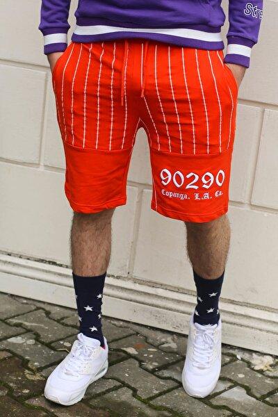 Erkek Turuncu Şort - 2909