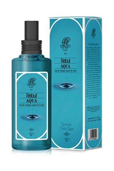 Aqua Spreyli Cam Şişe Kolonya 100 ml