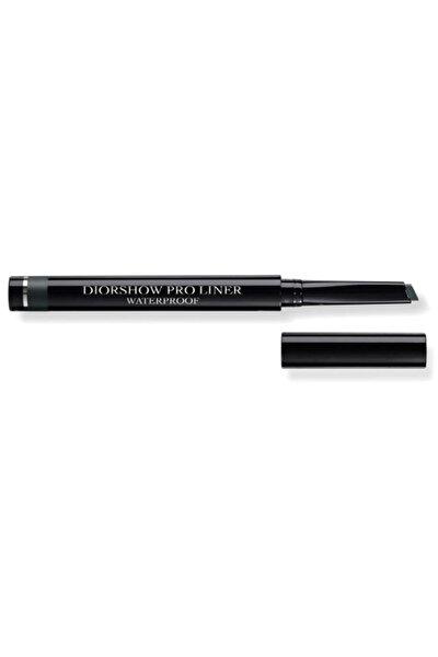 Suya Dayanıklı Siyah Eyeliner - Diorshow Pro Liner 3348901300070