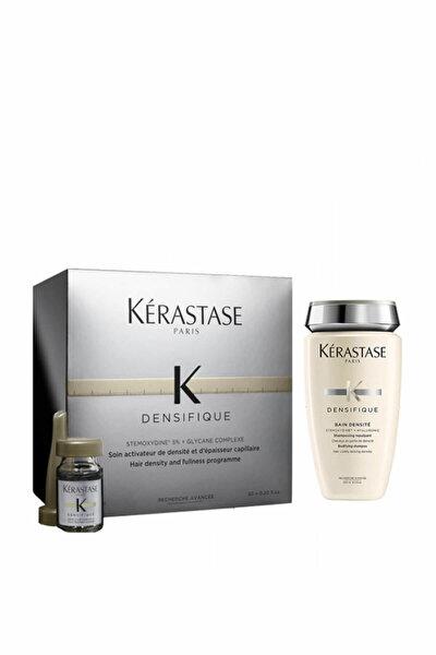 Densifique Dökülen Saçlar için Yoğunlaştırıcı Serum ve Şampuan Seti 8690595029368