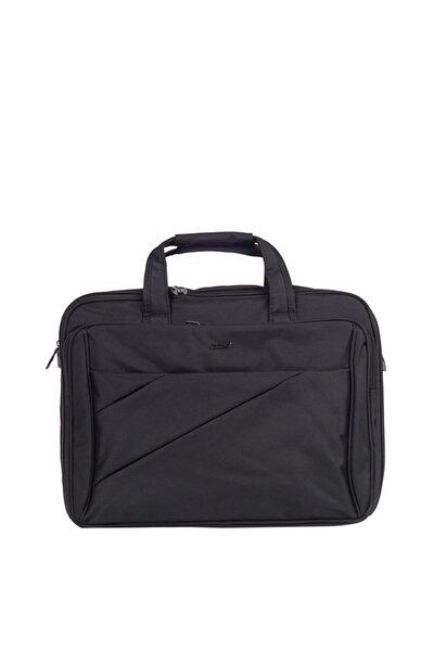 Siyah Erkek Laptop/Evrak Çantası 1000005784329