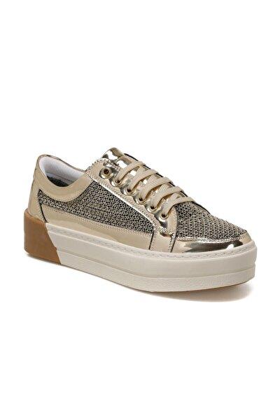 19s-100 ALTIN Kadın Sneaker Ayakkabı 100388942