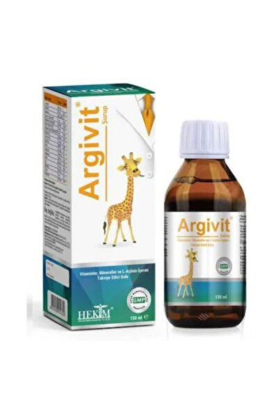 Argivit Multivitamin 150 ml Şurup