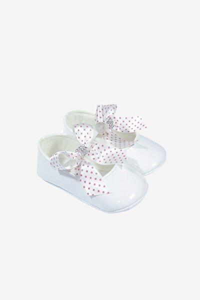 Lastikli Rugan Bebek Ayakkabısı