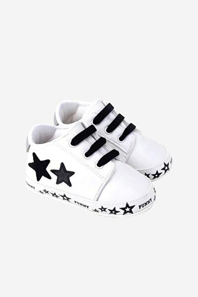 Yıldızlı Bagcıklı Spor Ayakkabı