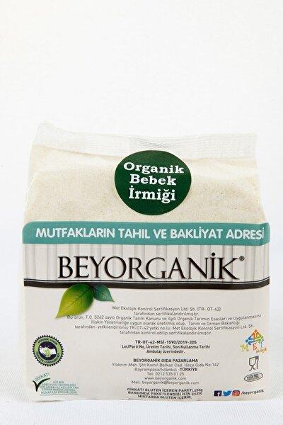 Organik Bebek Irmiği 200 gr