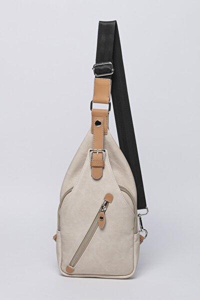 Kadın Bej Body Bag