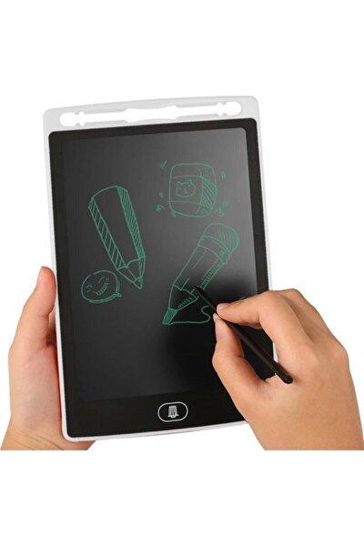 Grafik Digital Çocuk Yazı Çizim Tableti Lcd 8.5 Inc Ekranlı + Bilgisayar Kalemli