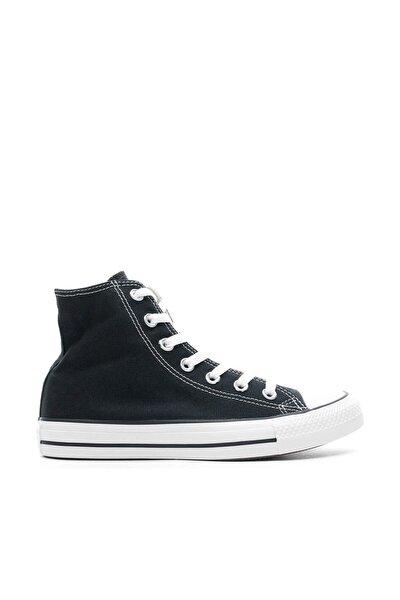 Unisex Siyah Chuck Taylor All Star Hi Sneaker