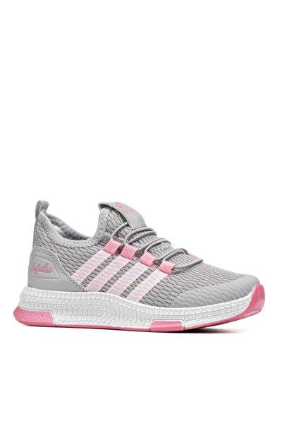 Kız Çocuk Bağcıksız Kolay Giyim Yazlık Spor Ayakkabı