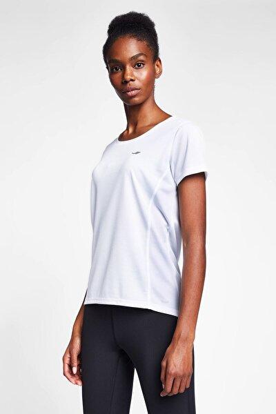 Kadın Beyaz T-shirt 20s-2204-20b