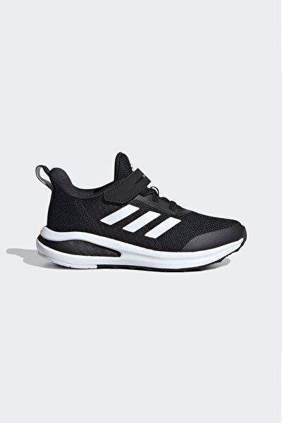 Çocuk Siyah Çizgili Spor Ayakkabı Fw2579