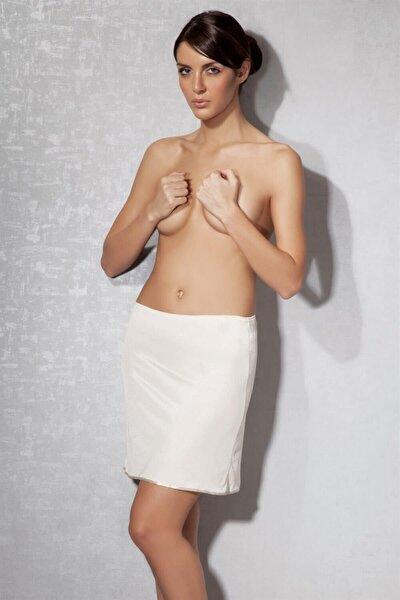 Kadın Beyaz Jüpon 13001
