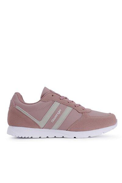 Italıan Sneaker Kadın Ayakkabı Pembe
