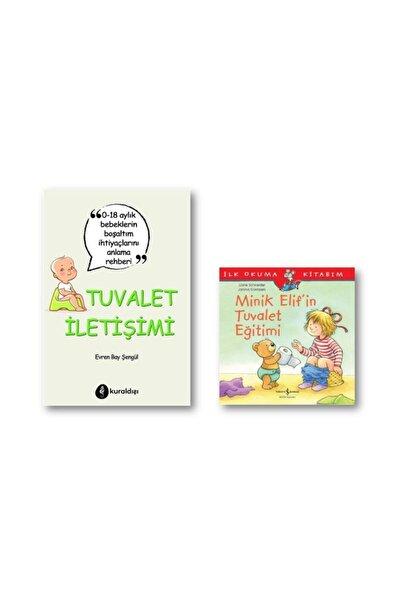Tuvalet İletişimi ve Minik Elif'in Tuvalet Eğitimi 2 Kitap