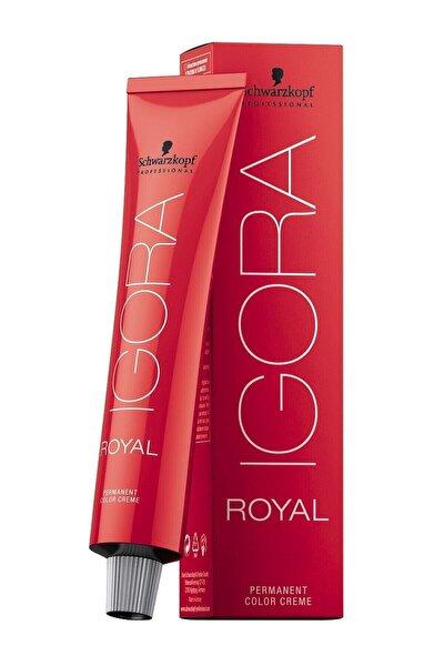 Royal 6-77 Koyu Kumral Yoğun Bakır Saç Boyası
