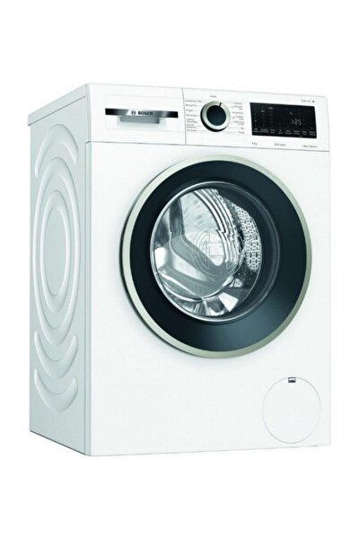WGA141X0TR A+++ 1000 Devir 9 kg Çamaşır Makinesi