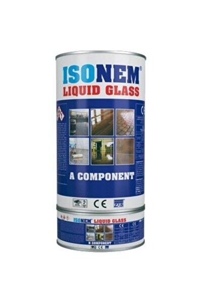 Liquid Glass Sıvı Cam Şeffaf Ve Parlak Su Yalıtımı 2 Kg