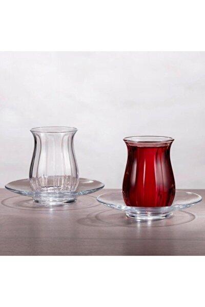 6 Parça Linka Çay Bardağı