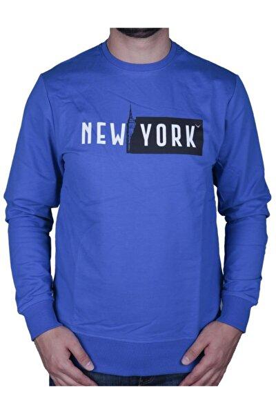 Erkek Baskılı Sweatshirt Cdr 5072