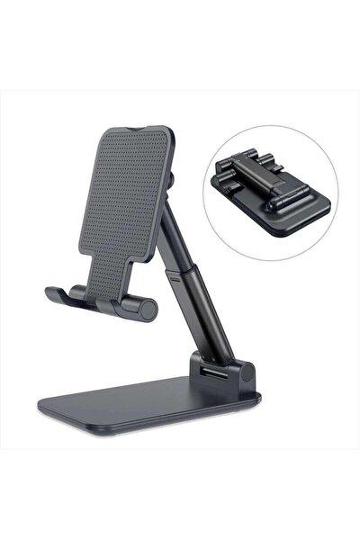 Masa Üstü Telefon Tutucu Stant Masaüstü Tablet Tutacak Şarj Stand
