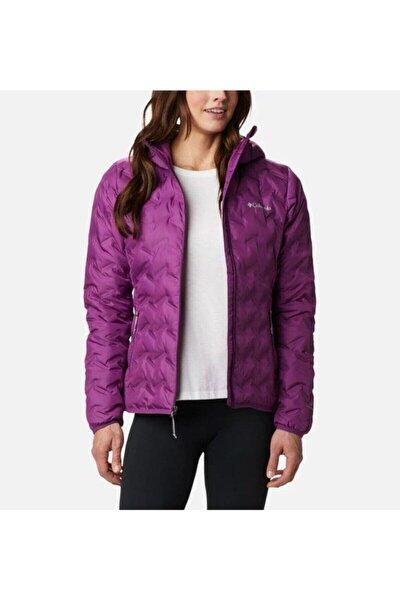 Wk0260-575 Delta Ridge Down Hooded Jacket Kadın Mont