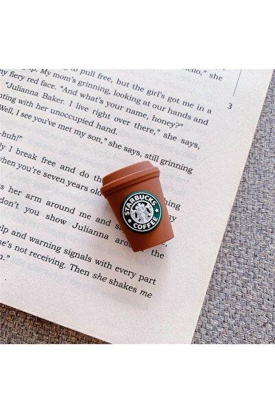 Sevimli Silikon Kablo Koruyucu Starbucks