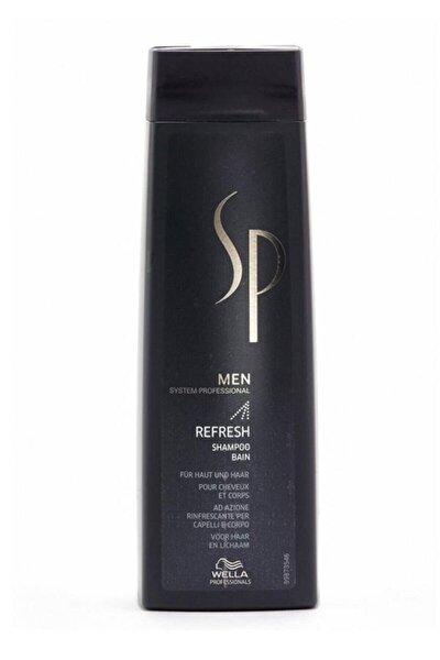 Sp Men Refresh Canlandırıcı Şampuan 250 Ml