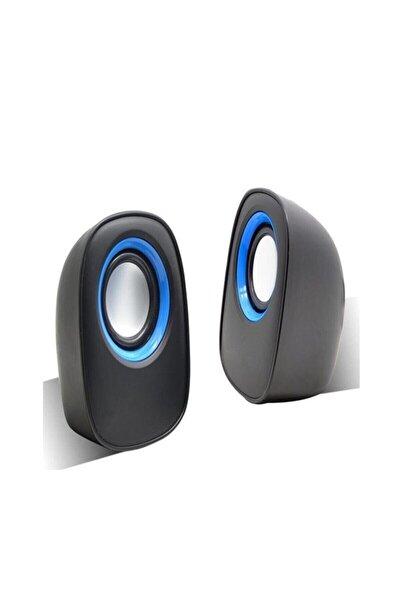 D-05a 2.0 Hoparlör Notebook Pc Speaker 1+1