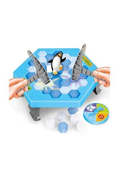 Buz Kırma Oyunu Penguen Düşürmeli Buz Tuzağı Oyunu Zeka Ve Strateji