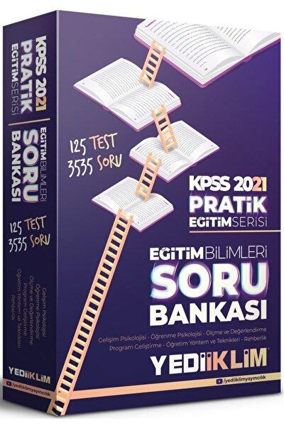 2021 Kpss Pratik Eğitim Serisi Eğitim Bilimleri Soru Bankası