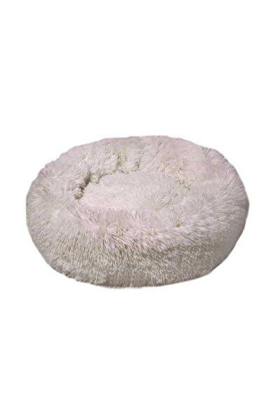 Ponchik Peluş Yatak S Beyaz