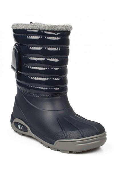 W10168-003 Lacivert Unisex Çocuk Yağmur Çizmesi 100318368