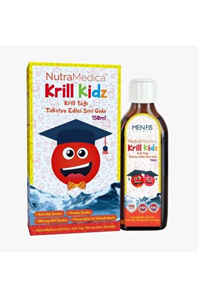 Nutramedica Krill Kidz 150 Ml Şurup