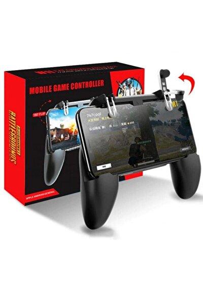 Pubg Gamepad Metal Tetik W10 Joystick Oyun Konsol Ateş Düğme L1 R1 Aparatı