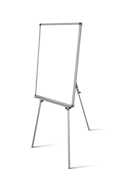 40x55 Cm Ayarlanabilir Ayaklı Laminat Beyaz Yazı Tahtası 40x55 Cm