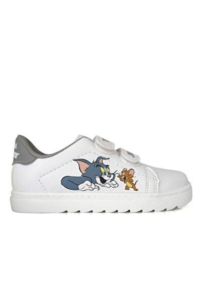 Unısex Tom Jerry Günlük Çocuk Sneaker