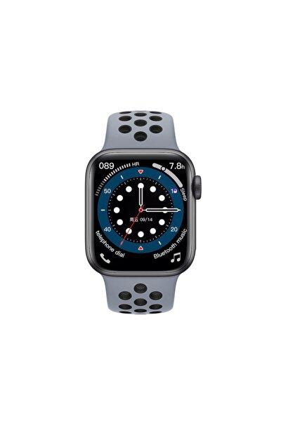 N6+ Pro Sport Akıllı Saat Suya Dayanıklı Ateş Ve Nabız Ölçer Çok Fonksiyonlu Ios Ve Android Uyumlu