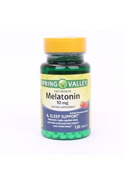 Valley Melatonin Fast Dissolve 10 mg 120 Tablet