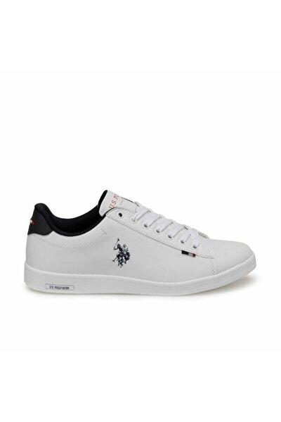 Erkek Beyaz Franco Günlük Spor Ayakkabı