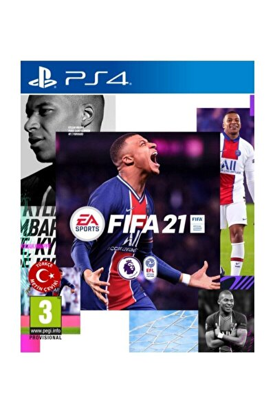Fifa 2021 PS4 Oyun - Türkçe Menü
