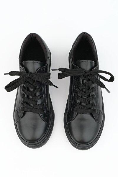 Balen Kadın Sneaker Ayakkabısiyah