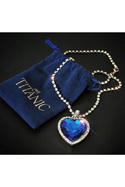 Titanic-okyanusun Kalbi Gümüş Kolye